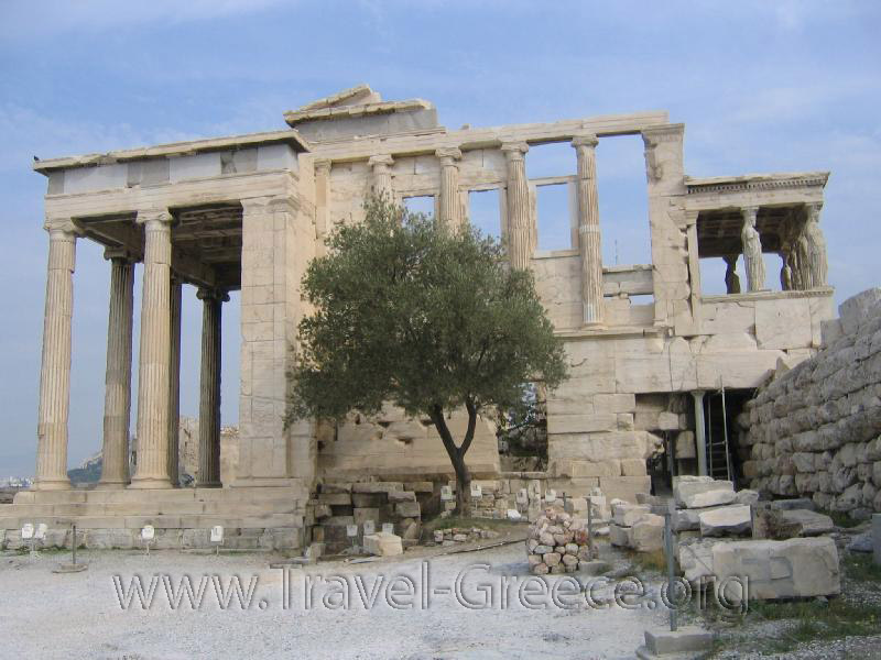 Erechthion - Athens - Greece