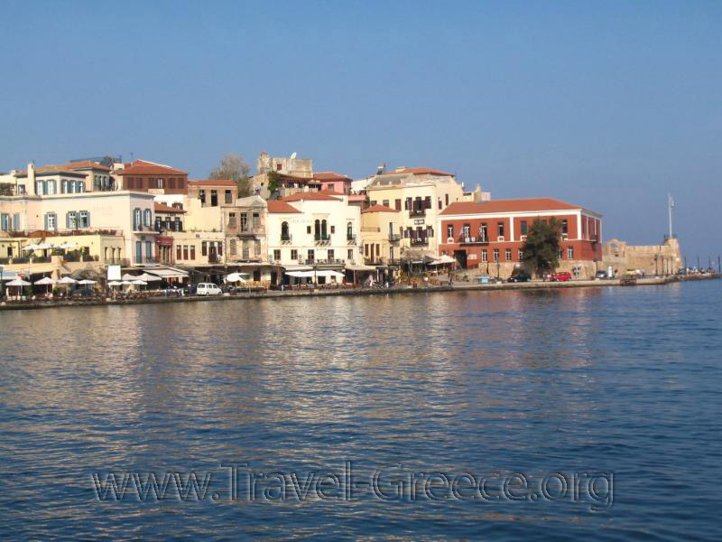 Old Port Chania Town - Chania - Crete - Greece